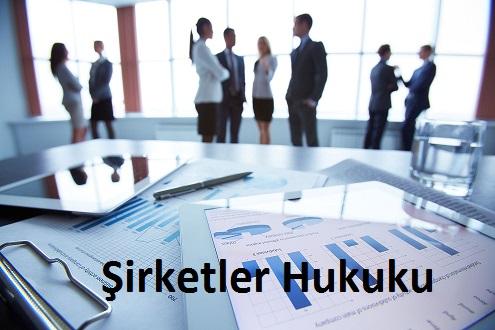 şirketler hukuku uzmanı avukatlık hizmeti
